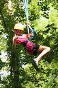 Things to do:  Ziplining