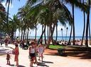 Waikiki Beach - 2 Blocks Away